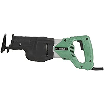 Hitachi CR13V2 10-Amp Reciprocating Saw with Variable Speed Trigger