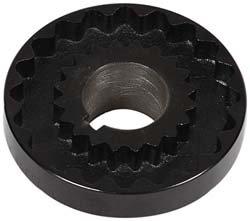 4.625 OD 725 Inch Pounds Item Torque 3//16 x 3//32 Keyway Lovejoy 68514436117 Cast Iron 7S Flange 3//4 Bore