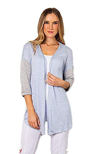 Simply Noelle The Great Divide Cardigan, Teak Taupe L/XL