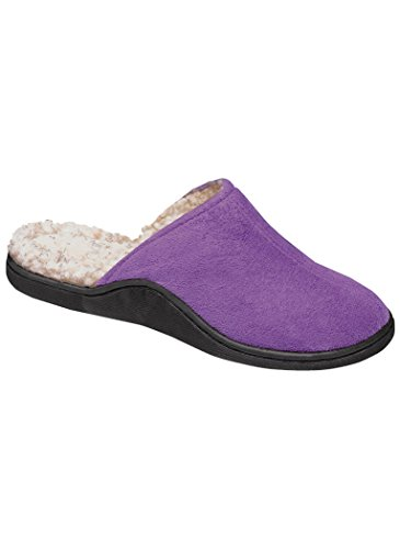 Complements Cherry Purple Exclusives Synthetic Mules AmeriMark Shoes Adult Slipper and Clogs Clog Women's w4nvqcOf