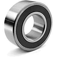 10x 5304-2RS Sealed Double Row Ball Bearing 20mmx52mmx22.2mm NEW Rubber