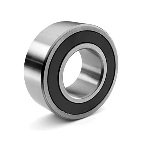 5202 2RS/C3 PRX BL Double Row Angular Contact Ball Bearing - 2 Rubber Seals