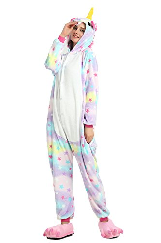 Children's Pajamas Animal Costume Kids Sleeping Wear Kigurumi Pajamas Cosplay (S(fits for Height 35.4