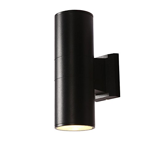 JJZHG Wall Light Indoor Wall Lamp LED Outdoor Wall lamp Hotel Villa Wall Waterproof lamp Foyer Pillar Courtyard Wall Washer Outdoor, 20W Includes: Wall Lights, Wall lamp with Reading Light ()