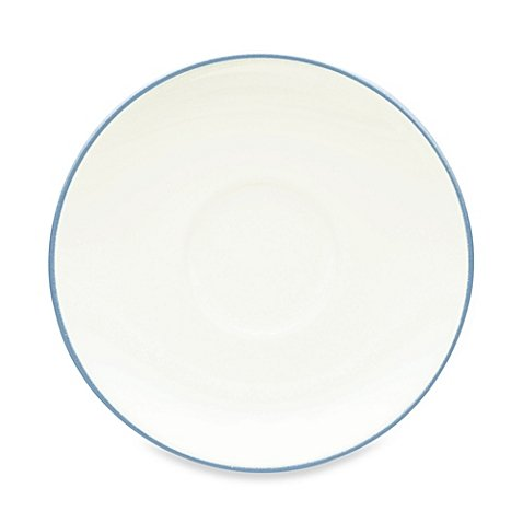 Colorwave Saucer - Noritake Colorwave After Dinner Saucer in Ice