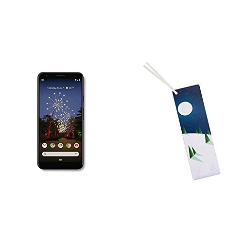 新款Pixel 3a XL 安卓智能手机+$100 Amazon礼卡