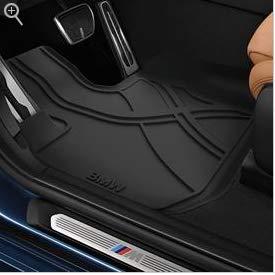BMW Front Rubber Floor Liners