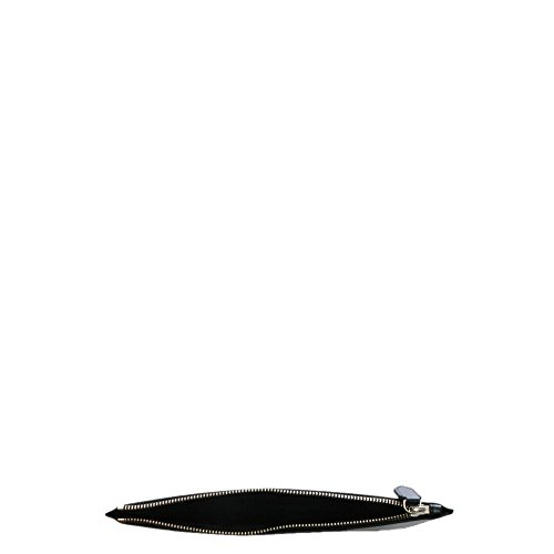 Emporio Armani Strutturato nero Logo busta sacchetto Nero