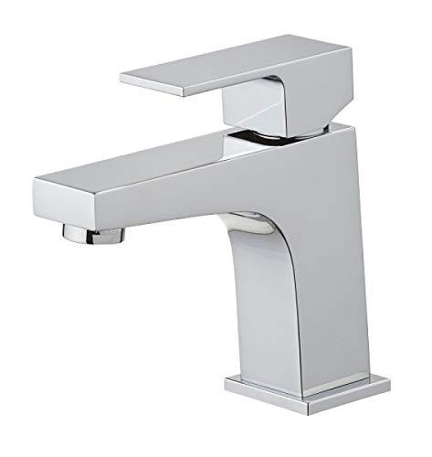 Cheviot City Monoblock Sink Faucet | Brass | Chrome | Lever Handle