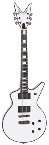 Dean Guitars 6 String Dean Cadillac 1980 Solid Body Electric Guitar - Classic White (CADI1980CWH)