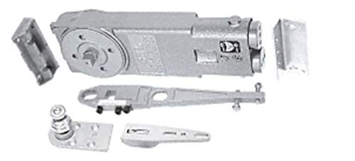CRL 90 Degree Hold Open Overhead Concealed Closer Package for Side-Load Installation- A.D.A.