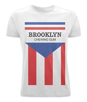 9e55732f Summit Fiinish Brooklyn Chewing Gum - Retro Cycling Jersey T-Shirt - Cycling  Gifts -
