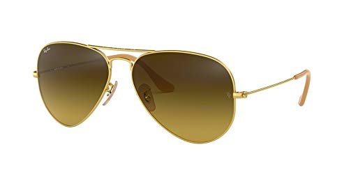 Ray-Ban RB3025 Aviator Metal Sunglasses. (Rb 3025 Aviator Large Metal)