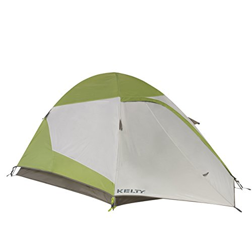 Kelty Grand Mesa Tent – 2 Person Camping Tent, Green