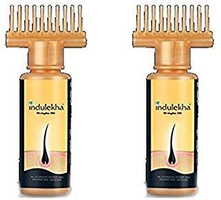 Indulekha Bhringa Hair Oil 100 ml (Pack Of 2)
