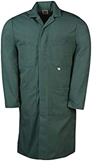 Big Bill Workwear Men's 167 Premium Industrial Lab Coat - Made in Ca