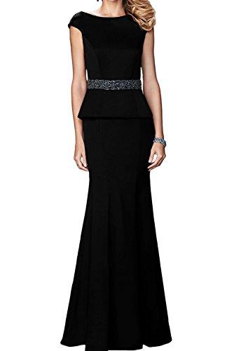 Topkleider - Vestido - para mujer negro