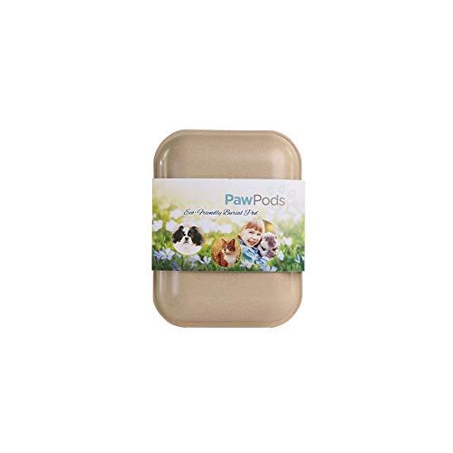 Paw Pods Biodegradable Pet Casket, Medium ()