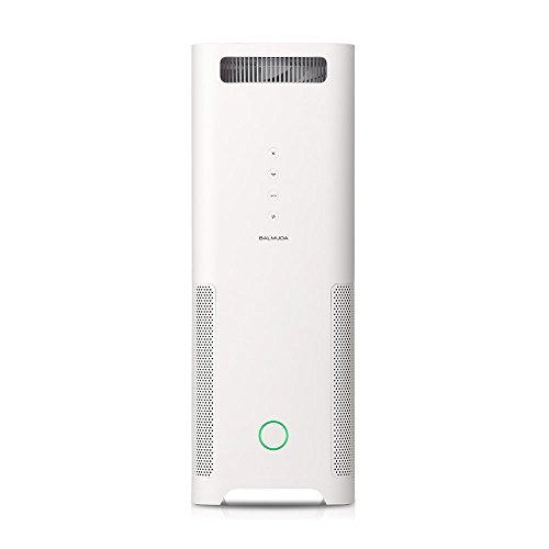BALMUDA air cleaner AirEngine EJT-1100SD-WG (White × Gray)