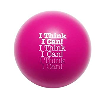 Profesor Peach Think I Can pelota Antiestrés: Amazon.es: Deportes ...