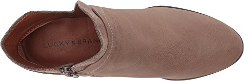 Lucky Brand Women's Lelah Ankle Boot, Brindle, 9 Medium US by Lucky Brand (Image #1)