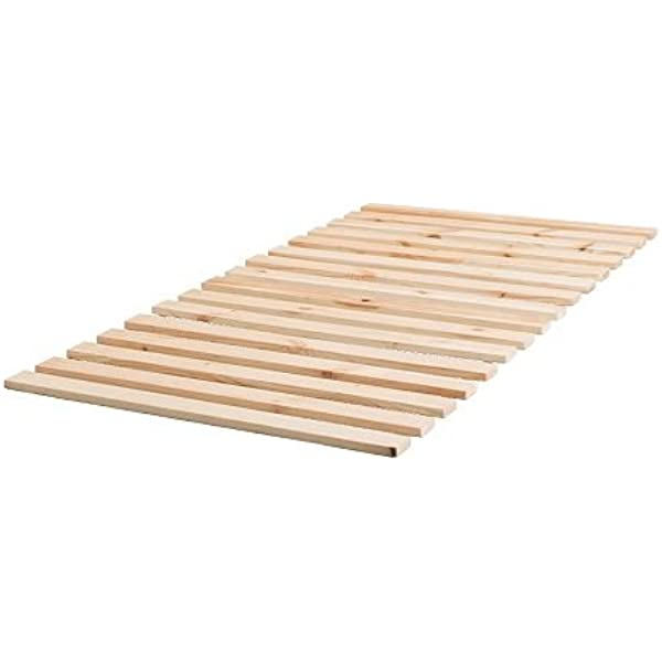 IKEA SULTAN LADE - somier de láminas, madera maciza de ...