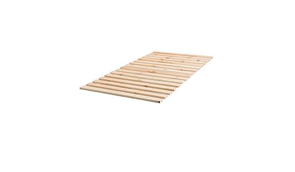 IKEA SULTAN LADE - somier de láminas, madera maciza de madera ...