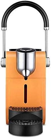 Qinmo Machine à café glacé, entièrement Automatique Capsule Italienne Machine à café, Un Bouton de Fonctionnement, 40 Secondes, Rapide Préchauffage, Machine à café Amovible