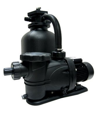 Smartpool SCF19 SmartClear 19-Inch Sand Filter System, 1.5 HP by SmartPool