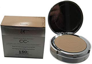 it Cosmetics CC+ Airbrush Perfecting Powder (Medium Tan)