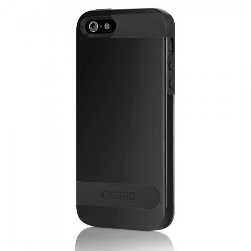 Incipio IPH-837 OVRMLD Case | Apple iPhone 5 | black