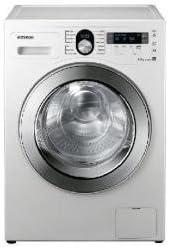 Samsung WF9902LWE Independiente Carga frontal 9kg 1200RPM A Cromo ...