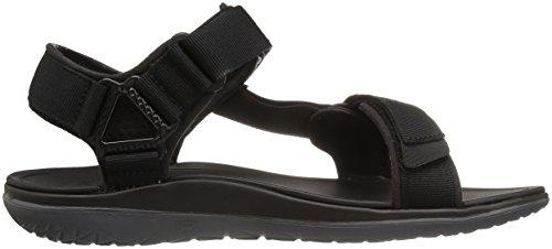 Teva Mens M Terra-float Univ 2.0 Sandalo Nero Solido
