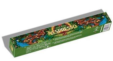 Nespresso Limited Edition Robusta Uganda. Intensity 10, 10 Capsules (1 Sleeve)
