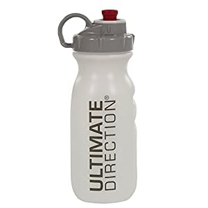 Ultimate Direction 20-Ounce Bottle, White