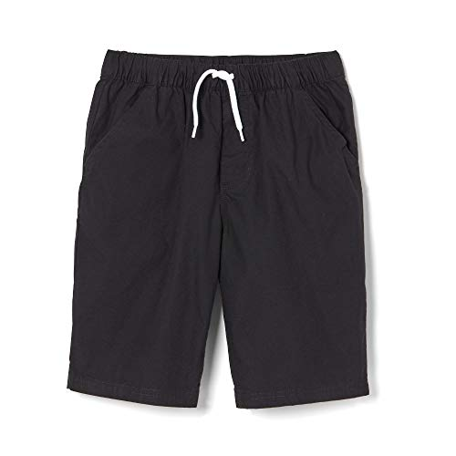 French Toast Boys' Twill Pull-on Short