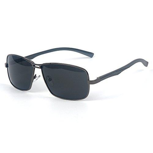 Polarizadas A Protección Aviator para C 400 De Gafas Hombre Sol UV para Mujer qSpEpO