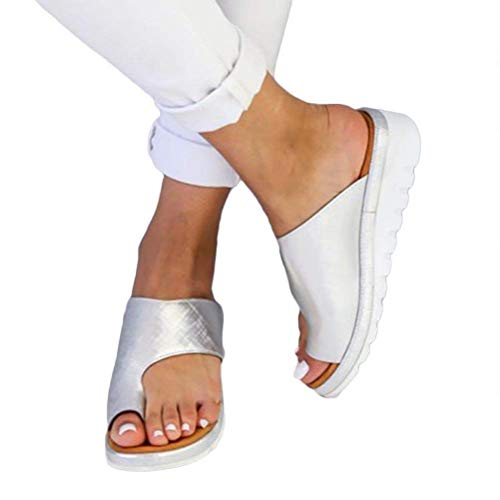 2019 New Women Comfy Platform Sandal Shoes Summer Beach Travel Shoes Fashion Sandals Ladies Shoes 0.8-1.2in Heel Height
