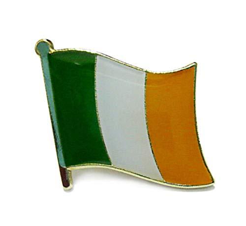 Metal Lapel Pin - World National Flag - Ireland