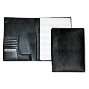 BUXOC87795BK - Buxton Men's Classic Pad Folio/Writing Pad