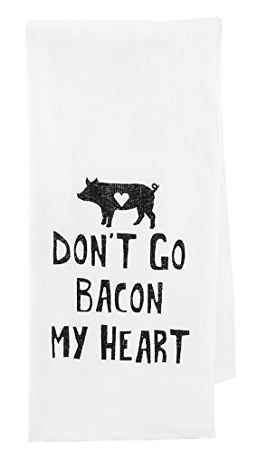 Party Explosions Don't Go Bacon My Heart Piggy Decorative Fl