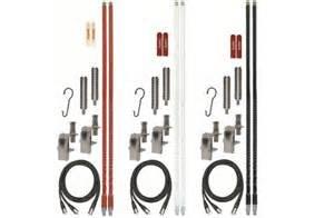 FireStik FS4-64A9A-B Four foot dual mirror mount CB antenna
