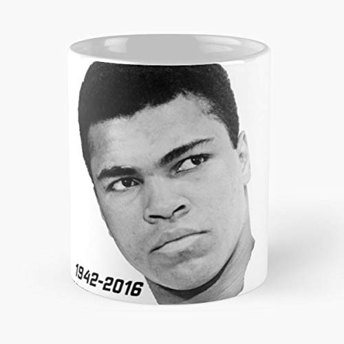 - Muhammed Ali Cassius Clay Boxer Boxing Funny Christmas Day Mug Gifts Ideas For Mom - Great Ceramic Coffee Tea Cup