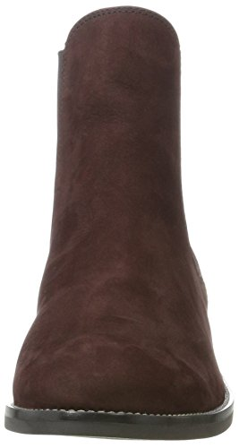 Caprice Damen 25317 Chelsea Boots Rot (dk Bor.nubuk)