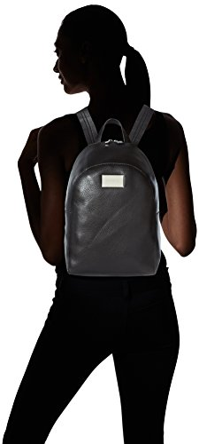 Mvz Black mochila Mujer 100 Backpack Light Feather comma Bolso Negro tq7RpAx