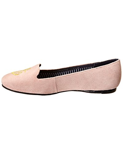 Jack Rogers Womens Reese Suede Loafers Blush PpSyDD