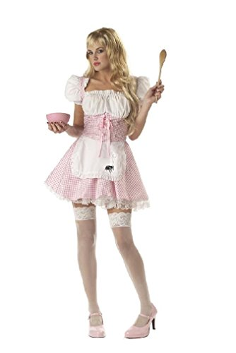 [Fancy Miss Muffet Sexy Storybook Adult Costume] (Miss Muffet Costumes)