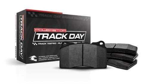 Power Stop PSA-503 Track Day Spec Brake Pad Track Day Spec Brake Pad