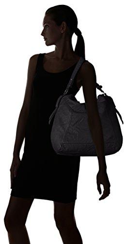 Liebeskind Ddoubl Bag Black nairobi Black Medea Shoulder Berlin Woman HTTq7
