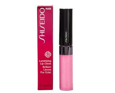 Shiseido Women Luminizing Lip Gloss Pk 406 Pop Life 7.5ml/0.25oz ()